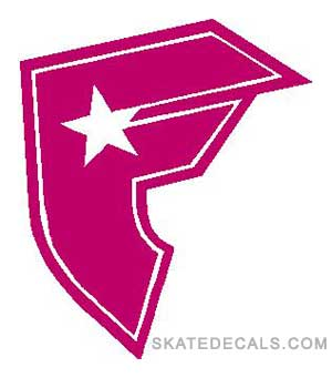 pink famous logo