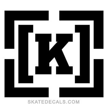 2 Kr3w Skateboards Squ...